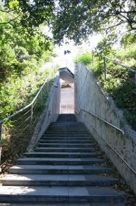 ドキドキ満載の階段