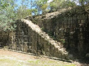 ラピュタっぽい階段